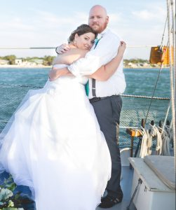 A Wedding On Board The Freedom Can Be Anything You Imagine